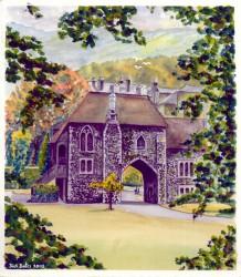 Dover College Gatehouse