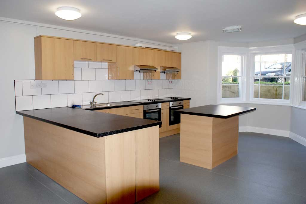 2013: £6000 paid towards refurbishment of boarding houses, including kitchens.